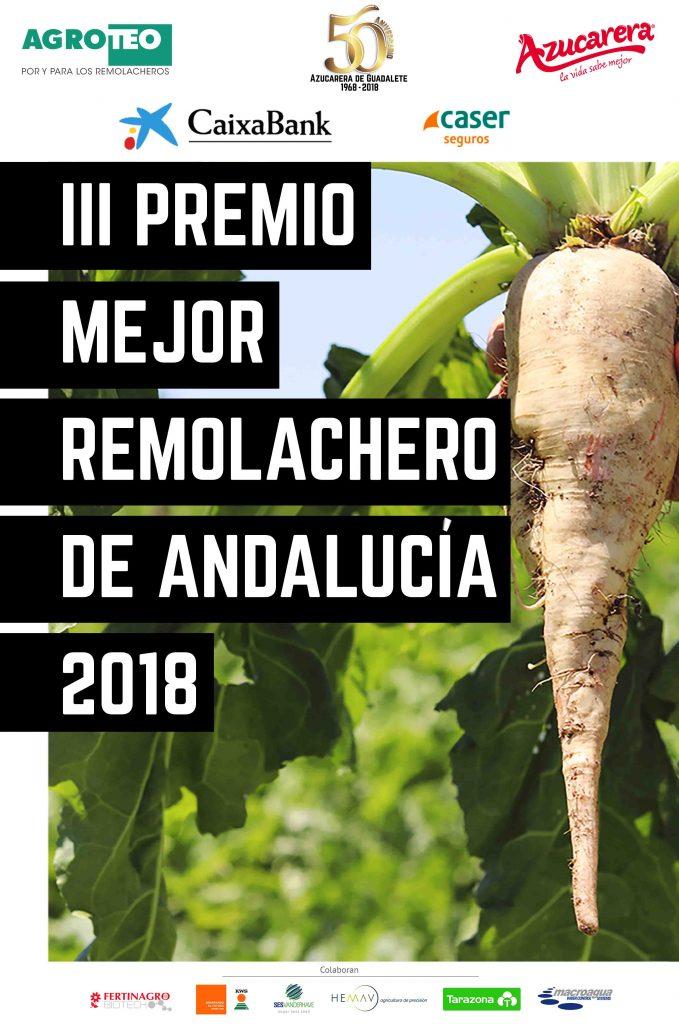 cartel-mejor-remolachero-Andalucía-2018